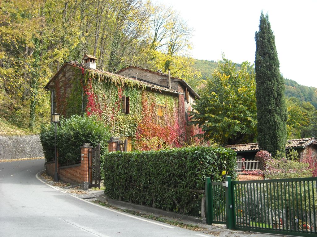 Italy cottage